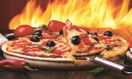 Product image for La Felice Pizza & Pasta $9.99 medium 8-cut 1-topping pizza