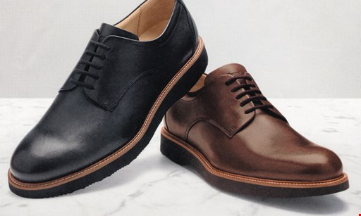 Product image for Eric Shoes $25 OFF EACH PAIR (*125 & Over) Promo Code: COUPON25. $15 OFF EACH PAIR (*85 & Over) Promo Code: COUPON15. Any Shoes, Sneakers or Sandals.