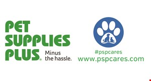 Product image for Pet Supplies Plus - Manassas 12%off any purchase.