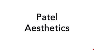 Patel Aesthetics logo