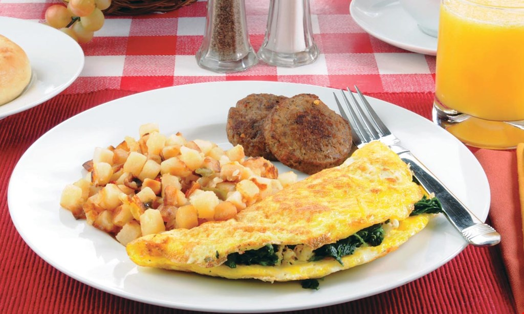 Product image for Eggville Cafe $5 OFF your check of $20 or more.