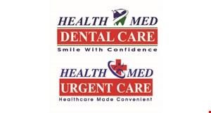 Health Med Urgent Care logo