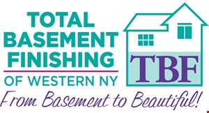 Product image for Total Basement Finishing $1,500 off a full basement finishing project OR $500 off restoration walls & floors.