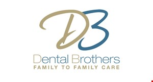 Product image for Dental Brothers $25 Exam & X-Ray • Includes Basic Cleaning.