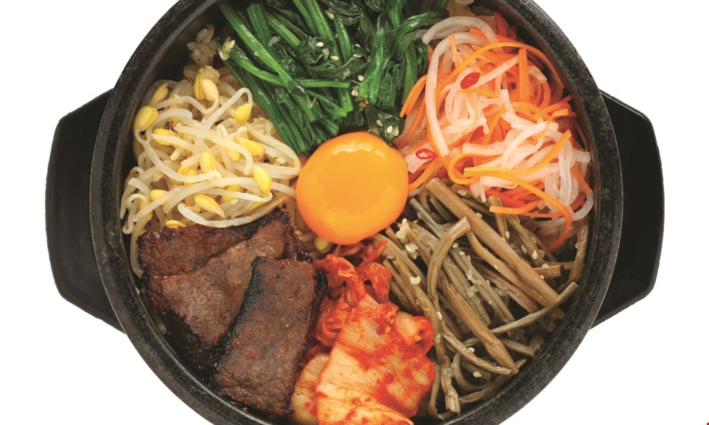 Product image for Yeomiji Korean BBQ Restaurant $10 off any purchase of $100 or more.