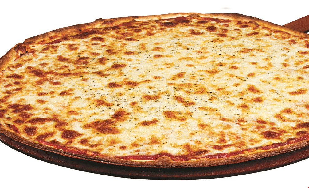 """Product image for Rosati's Pizza Free Pizza 12"""" Thin Crust Cheese Pizza with Purchase of Any 18"""" Pizza."""