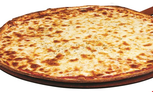 "Product image for Rosati's Pizza Free Pizza 12"" Thin Crust Cheese Pizza with Purchase of Any 18"" Pizza."
