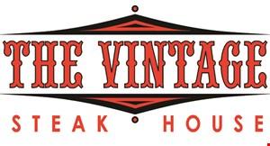 Vintage Steak House logo