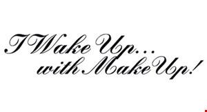 I Wake Up With Make-Up logo