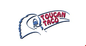 Product image for Toucan Taco $3 off any check