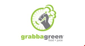 Product image for Grabbagreen Food + Juice - Gilbert $10 For $20 Worth Of Casual Dining