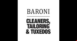Baroni's Tailoring logo