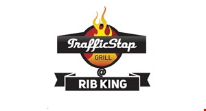 TrafficStop @ RibKing BBQ logo