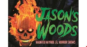 Jason's Woods logo