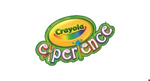 Product image for Crayola Experience Orlando $4 off admission