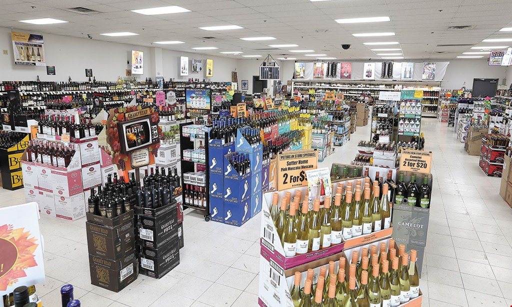 Product image for PETER'S Discount Liquor 20% OFF any 6 bottles of wine 750ml & 1.5L only.