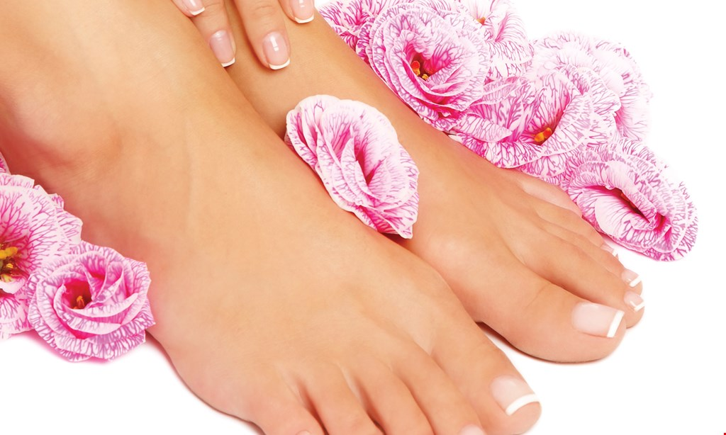 Product image for Blossom Nail Spa 20% OFF any service.