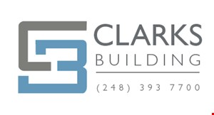 Product image for Clarks Building $2,000 OFF Your Project OF $25,000 OR MORE OR $19,900 Rec Room Special UP TO 400 SQ. FT. CALL FOR DETAILS.