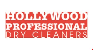 Hollywood Professional Dry Cleaners Coupons & Deals ...