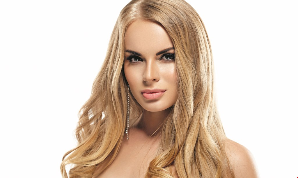 Product image for White Rose Day Spa & Hair Design 20% OFF hair coloring service.