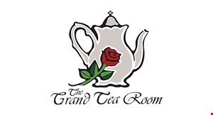 The Grand Tea Room logo