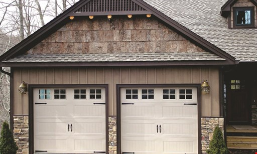 Product image for Trinity Garage Door & Awning $25 off broken spring repair.