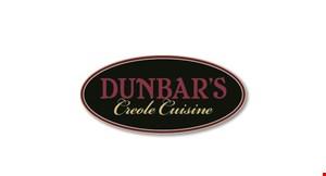 Dunbar's Creole Cuisine logo