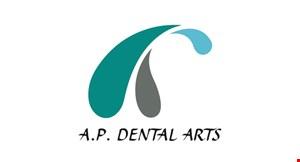 A.P. Dental Arts logo
