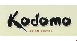 Kodomo Asian Bistro logo