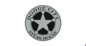 Dodge City Steakhouse logo