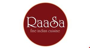 Raasa Fine Indian Cuisine logo