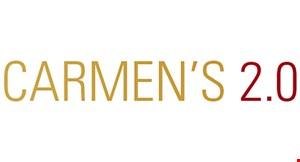 Carmen's 2.0 logo