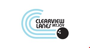 Clearview Lanes logo