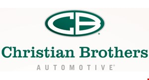 Product image for Christian Brothers Automotive $25 OFF PA state inspection and emissions test includes free tire rotation