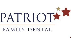 Patriot Family Dental logo