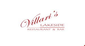 Villari's Lakeside Restaurant & Bar logo