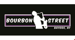 Bourbon Street Restaurant logo