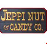 Jeppi Nut & Candy Co. logo