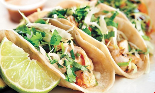 Product image for Friaco's Mexican Restaurant Lisle 50% off lunch