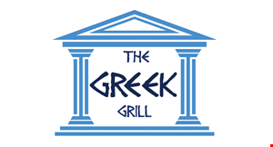 Product image for The Greek Grill $5 off any purchase
