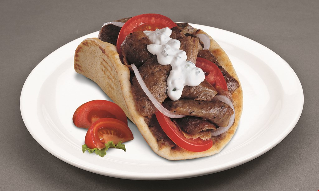Product image for The Greek Grill 10% off total purchase