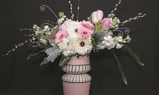 Product image for The Strawberry Shop 15% off any item. Not valid on custom floral arrangements or special orders