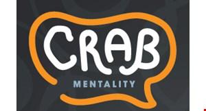 Crab Mentality logo