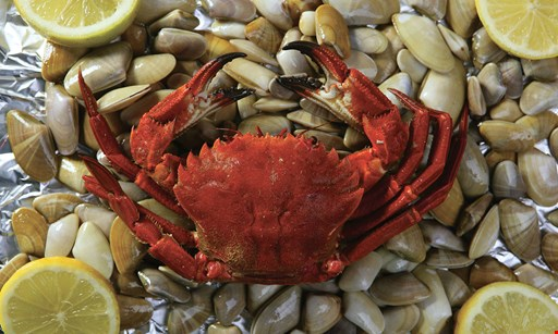 Product image for Crab Mentality $20 OFF catering of $100 or more before tax.