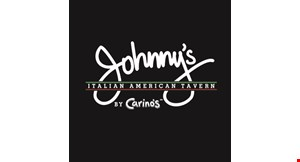 Product image for Johnny Carino's - Eastvale FREE ENTRÉE with the purchase of any entrée of equal or greater value
