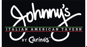 Product image for Johnny Carino'S Modesto FREE PIZZA Pepperoni & Pineapple