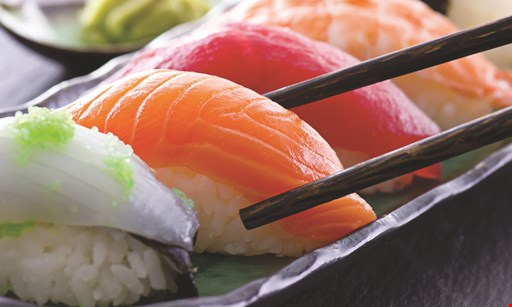 Product image for Asuka Grill and Sushi Bar $20 off any purchase before tax of $100 or more.