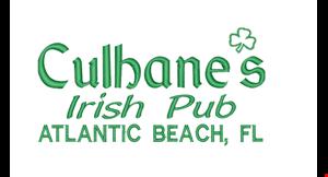 Culhane's Irish Pub - Atlantic Beach logo