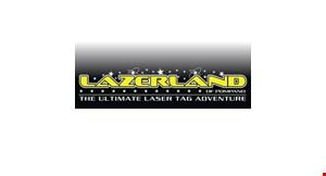 Lazerland of Pompano logo