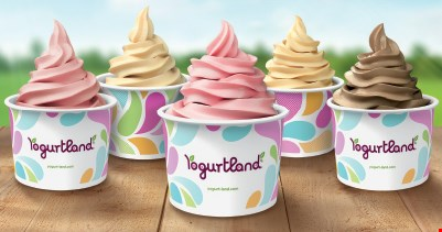 Product image for Yogurtland Baldwin Hills BOGO Buy one get one FREE